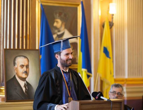 Andrea Iervolino honorary Degree
